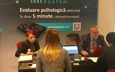 Le système MindMi™ a été présenté à la HR Innovation Conference