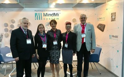 Le lancement commercial du MindMi™ lors de l'édition 2016 de Internet Mobile World